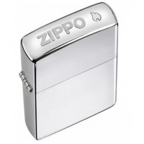 Encendedor Zippo Texture Crown Stamp