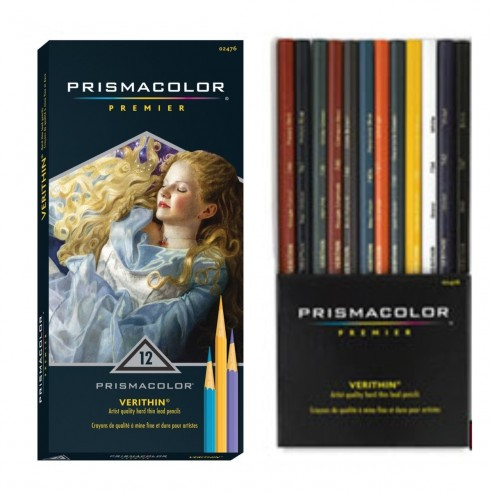 Prismacolor Verithin Premier por 12 Unidades