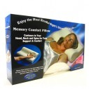 Set x2 Almohadas Memory Pillow foam Ortopédicas