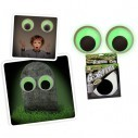 Divertidos Googly Eyes Emergency Glow in the Dark x2u Brilla Oscuridad