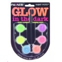 kit de Pintura Luminosa Glow in the dark Neón Fluo Blacklight Painting