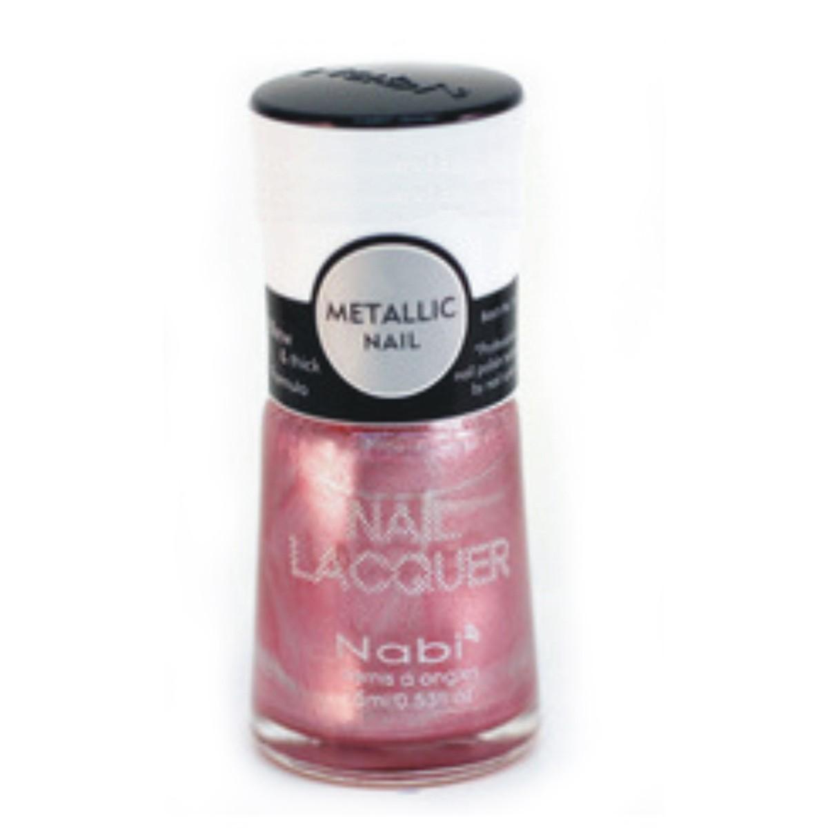Esmalte Metálico Nabi, Alto Brillo nuevos colores tendencia