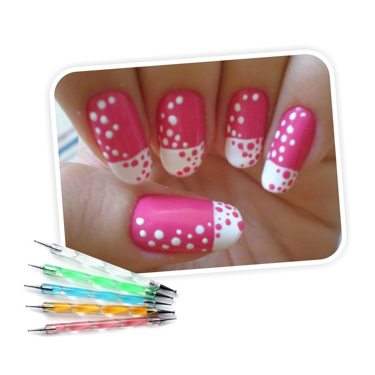 Set con 10 punteros dotting pen para decoraci n de u as - Ultimas tendencias en decoracion de unas ...