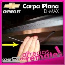 Carpa Plana para Camionetas Pick Up Chevrolet D-Max