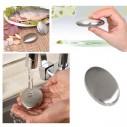 Jabón de Acero, elimina los malos olores en las manos ideal cocina