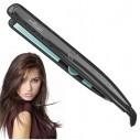 Plancha Profesional Alisa sobre Mojado con Soya Wet2 Straight Remington S7210