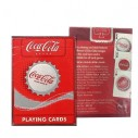 Juego de Cartas Coca Cola Playing Cards Baraja Pocker importadas