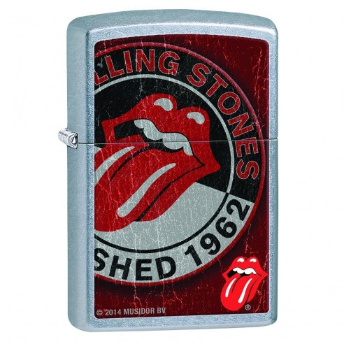Encendedores Zippo Stamp Rolling Thunder
