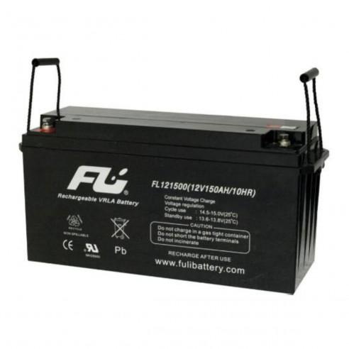 Batería Sellada FuliBattery 12V-150AH Ref. FL121500GS
