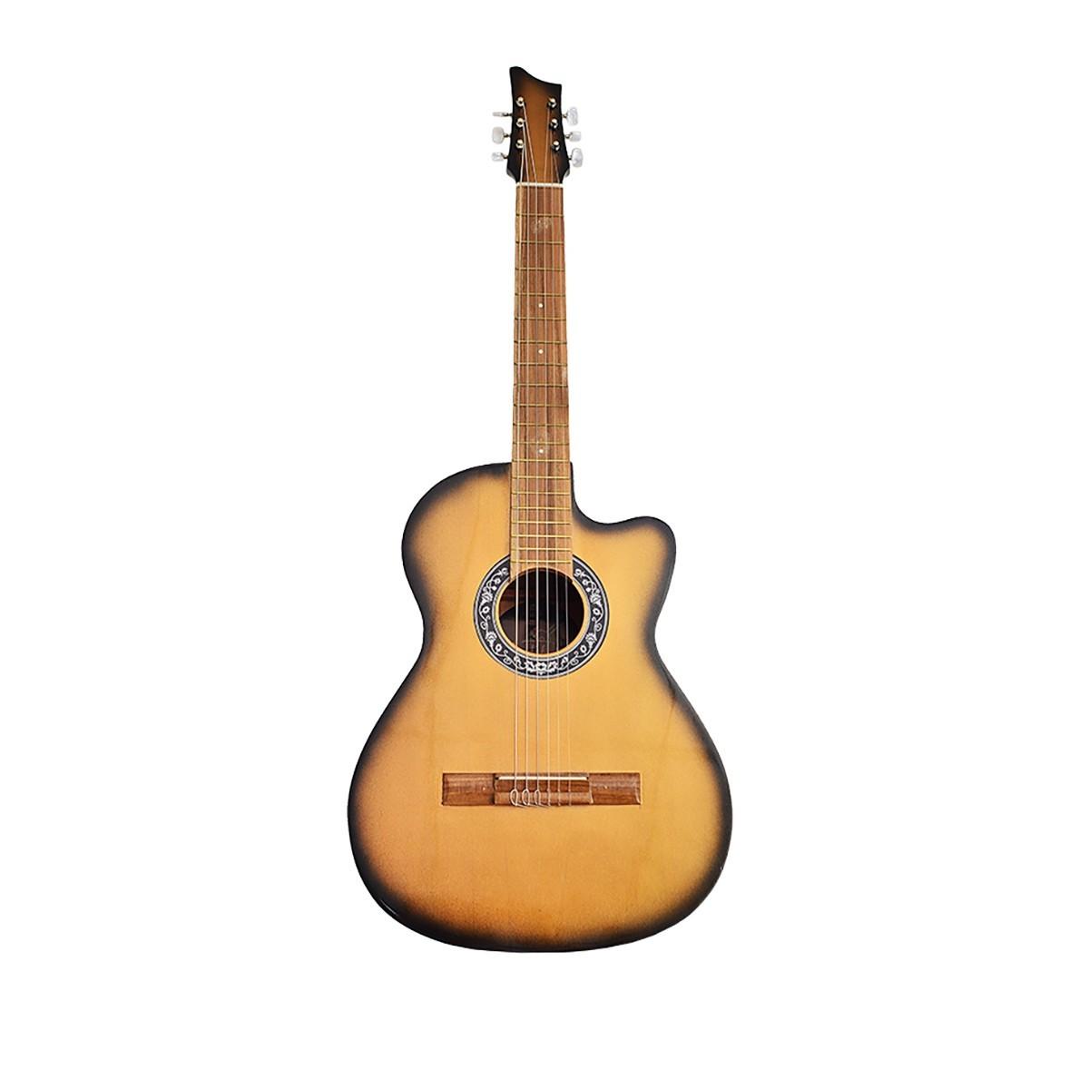 Guitarra acustica la clasica bucaramanga finos acabados for Guitarras la clasica