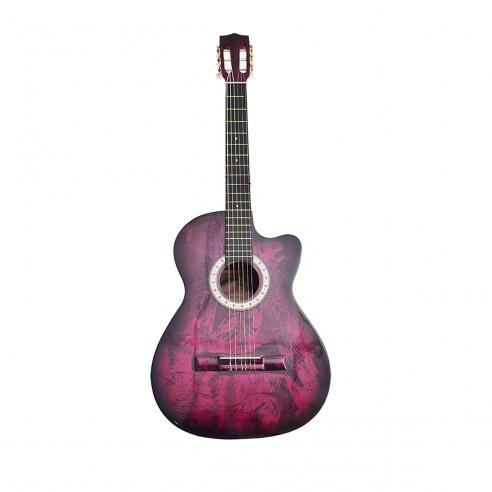 Guitarra Acústica para Estudio con Boquete