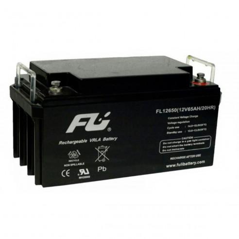 Batería Sellada FuliBattery 12V-65AH Ref. FL12650GS