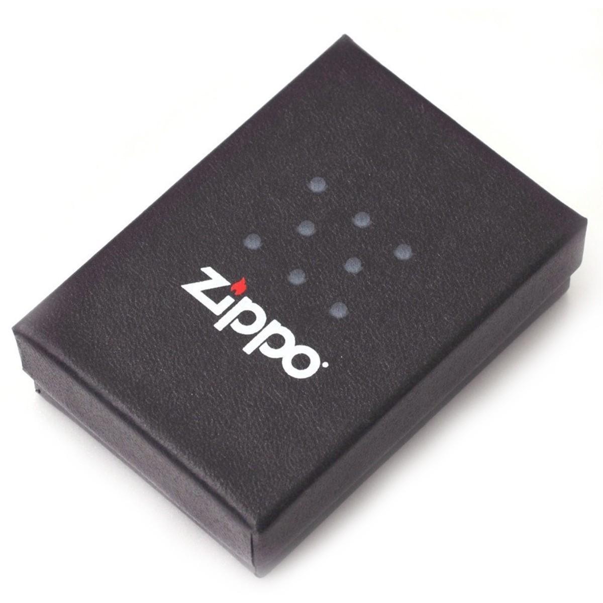 Encendedor Zippo Stamp Kurt Cobain Profile 29051 Matte Cream .