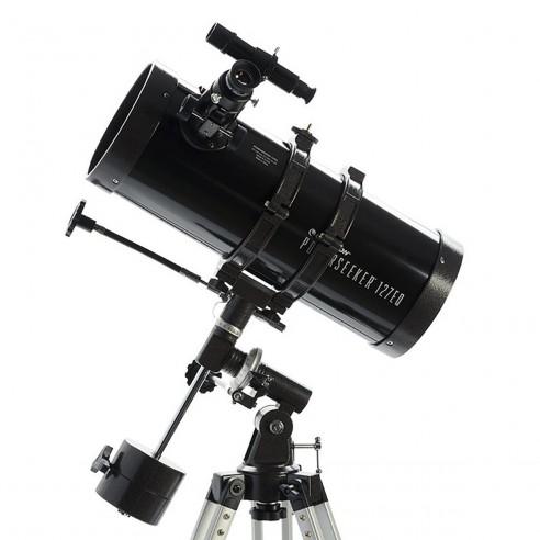 Telescopio Celestron Powerseeker 127EQ Ref 21049