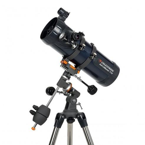 Telescopio Celestron Astromaster 114EQ Ref 31042