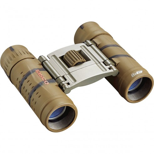Binocular Tasco Essentials 8X21 Camo Ref 165821B