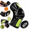Spiral Slicer 3en1 Cortador Picador de Vegetales