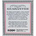 Encendedor Zippo Classic Brushed Chrome Herringbone Sweep 24648 - Plateado
