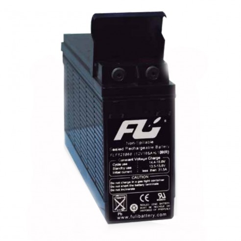 Batería Sellada Frontal FuliBattery 12V-50AH Ref. FL12500FT
