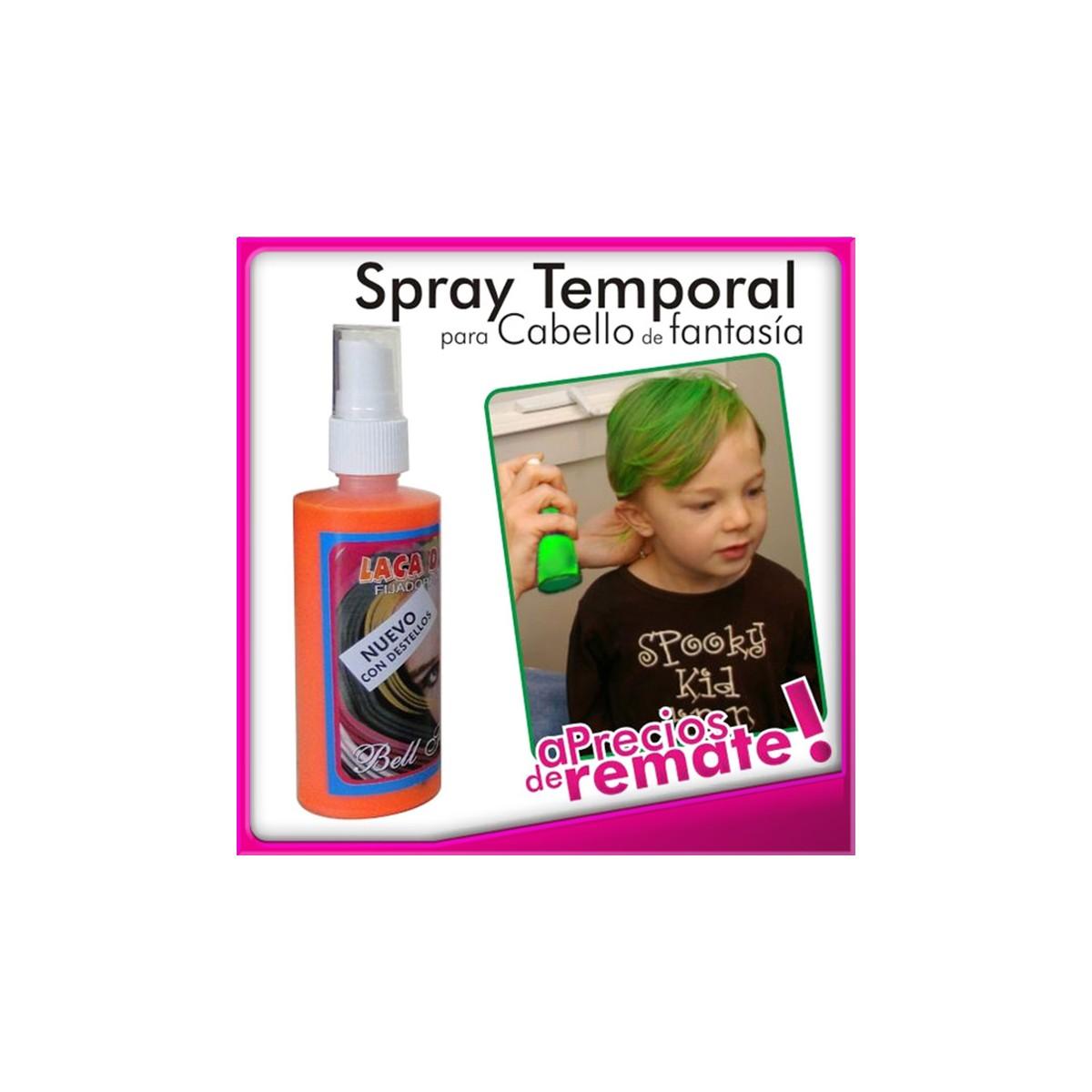 Spray color pelo
