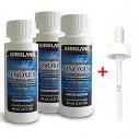 Minoxidil para Barba y Alopecia Original Sellado Tratamiento 3 meses