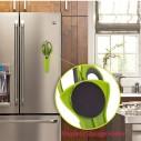 2.x1 Tijeras para verduras, hierbas y vegetales pica cilantro, perejil, cuatro en una, fácil y rápido