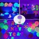 Bombillos de Luz Ultra Violeta 23w UV Luz Negra