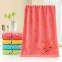 Toallitas en Algodón Microfibra para Bebés Cat towel