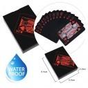 Juego de Cartas Naipes pvc Waterproof  Red