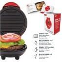 Dash Mini Maker Grill Parrilla hamburguesa Electric Grill