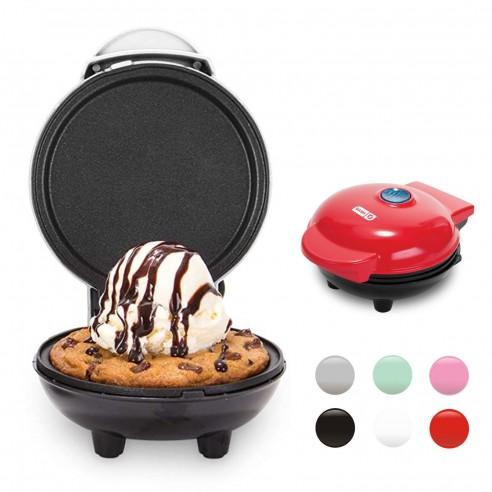 Dash Mini Maker Pancake y Huevos Electric Round Griddle