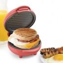 Nostalgia Mini Grill parrilla eléctrica personal