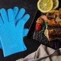 Guantes de Silicona BBQ Termo Resistente Calor Horno