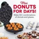 Máquina Mini Donas Dash Donut Maker DDM007