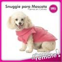Cobija Snuggie para mascotas, saco, Manta térmica para dormir pijama