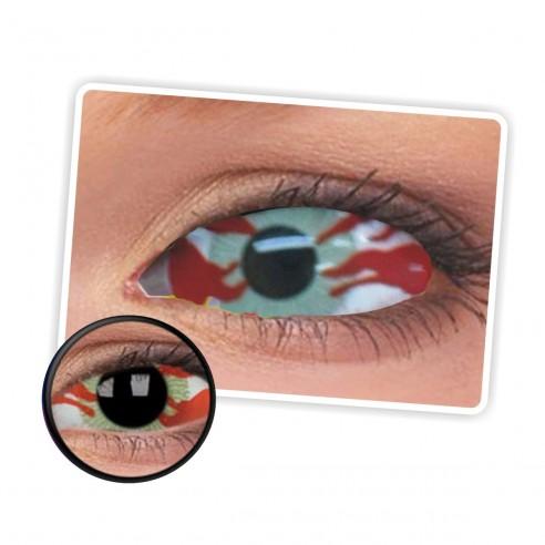 Lentes de Contacto Contagio Scleral 22mm