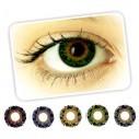 Lentes de Contacto Azalea Tricolor