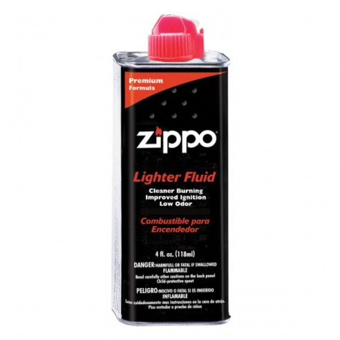 Combustible para Encendedores Zippo 4oz