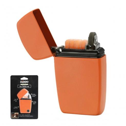 Encendedor Zippo Fire ideal para camping fuego fogatas para exteriores