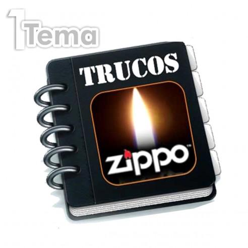 Manual Completo de Trucos Zippo. Vol.1