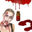 Tarrito De Sangre De Vampiro De Fantasía Teatro Y Halloween