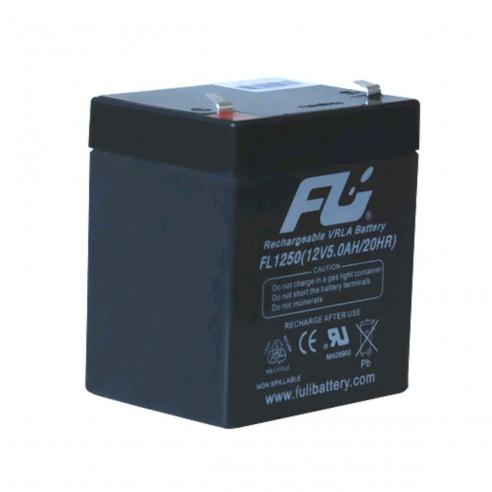 Batería Sellada FuliBattery 12V-5AH Ref. FL1250GS