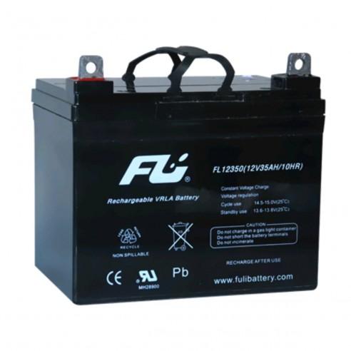 Batería Sellada FuliBattery 12V-40AH Ref. FL12500GS