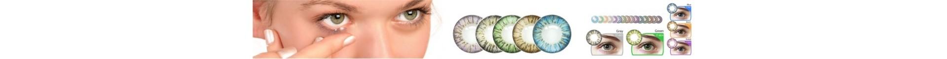Lentes Cosméticos Colors