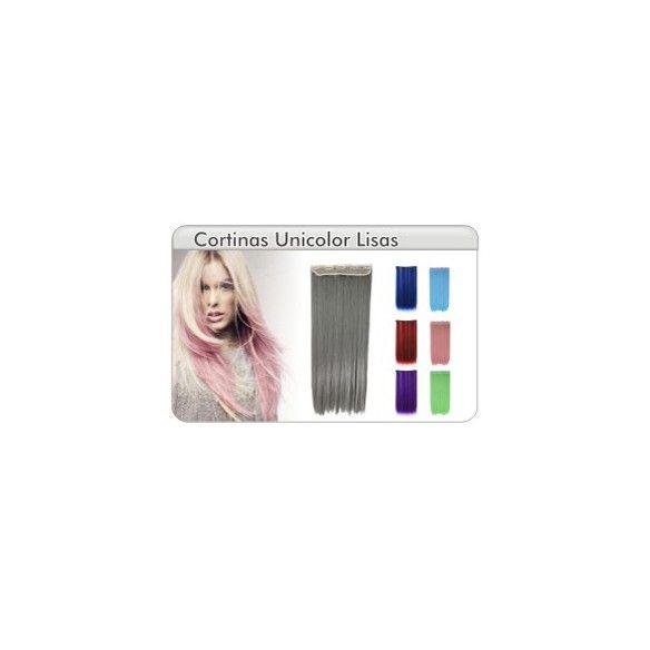 Cortina Lisa Unicolor